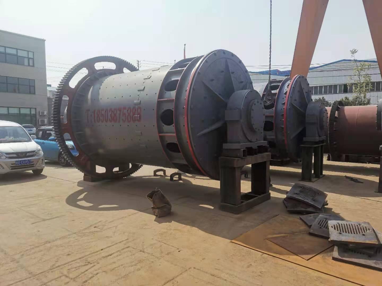 2440型棒磨制砂机装备装车发货